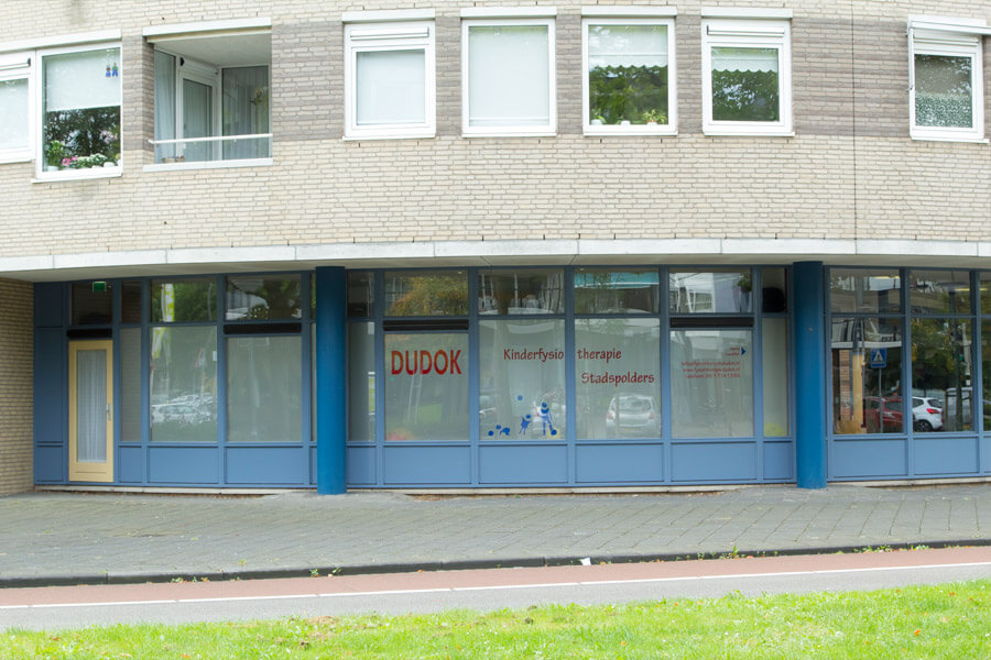 Kinderfysiotherapie Dudokflat