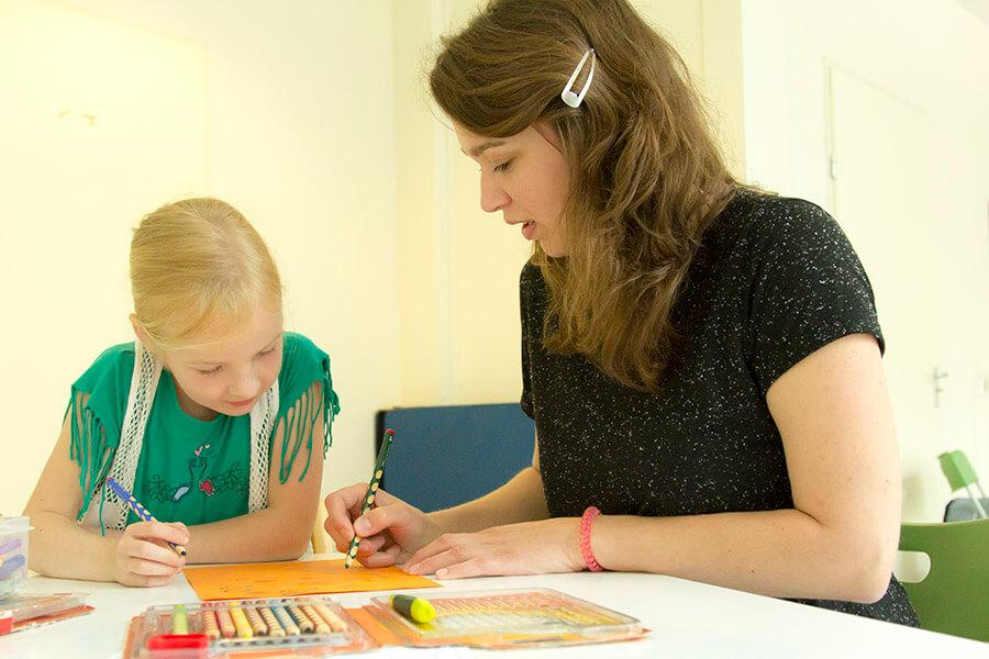 Schrijfproblemen Kinder fysiotherapie